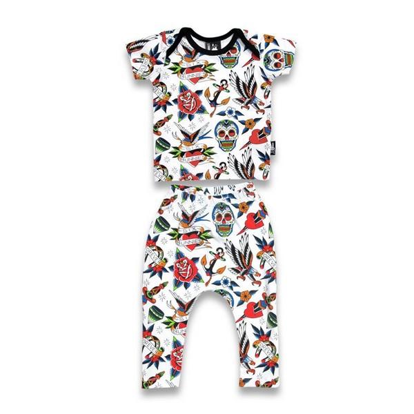 Pyjama Enfants Tattoo