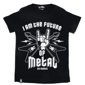T-shirt Future of Metal Enfant