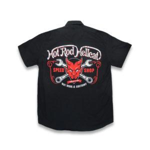 Chemise Devil Noire Workshirt