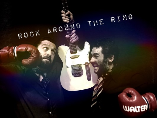 Rock ariund the ring