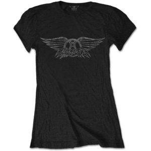 T-shirt Aerosmith Vintage Logo