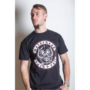T-shirt Motörhead Biker Badge