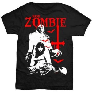 T-shirt Rob Zombie Teenage Nosferatu Pussy
