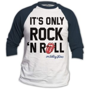 T-shirt The Rolling Stones It s only Rock N Roll