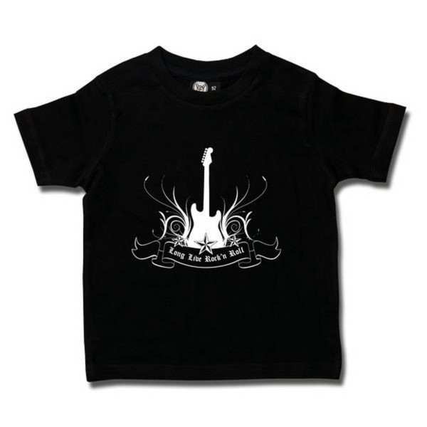 T-shirt Enfant Long live Rock n Roll