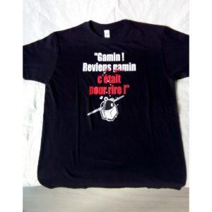 T-shirt C est Arrivé Près de Chez Vous