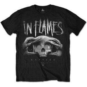 T-shirt In Flames Battles 2 Tones