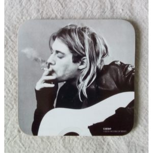 Sous bock Nirvana Kurt Cobain