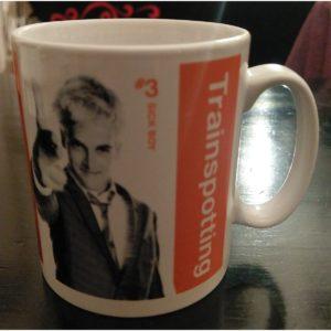 mug trainspotting sick boy
