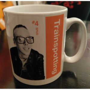 Mug Trainspotting Spud