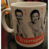Mug Trainspotting 5 Personnages Sous License