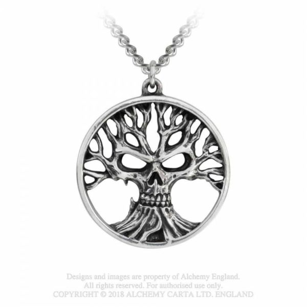 pendentif tree of death