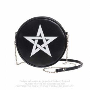 sac à main pentagramme