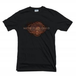 t-shirt h metropolis child