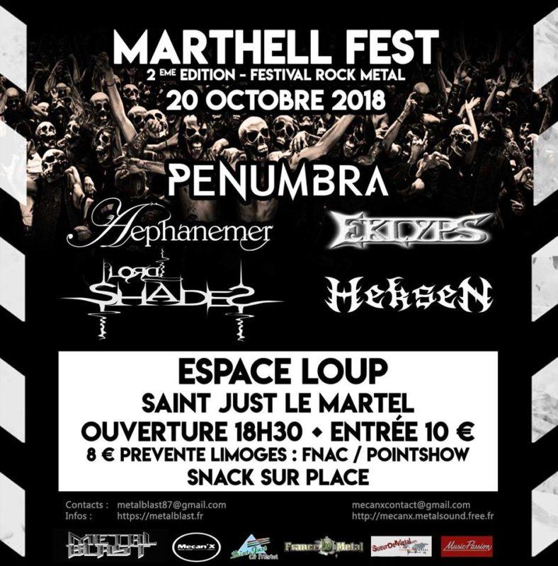 Marthell Fest