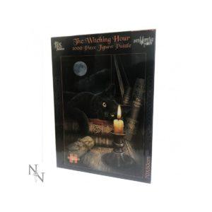 puzzle heure des sorcières