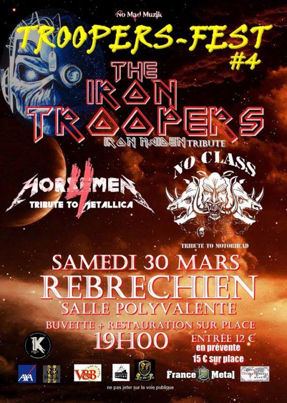 Tribute Motörhead Metallica Iron Maiden