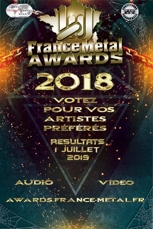 France Metal Awards
