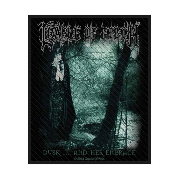 Patch Cradle Of Filth Dusk and Her Embrace