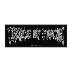 Patch Cradle Of Filth Logo