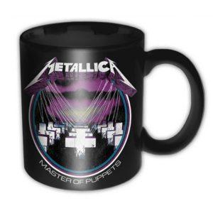 Mug Metallica Master Of Puppets