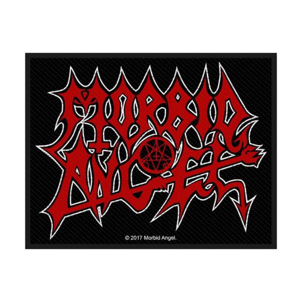Patch Morbid Angel Logo