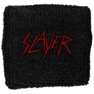 bracelet éponge slayer logo